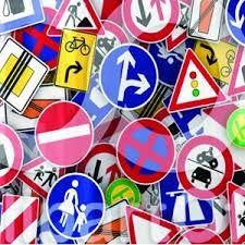 قیمت تابلوهای ترافیکی
