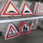 همه چیز درباره روش های ساخت تابلوهای ترافیکی