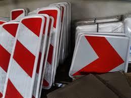 تولید تابلو ترافیکی